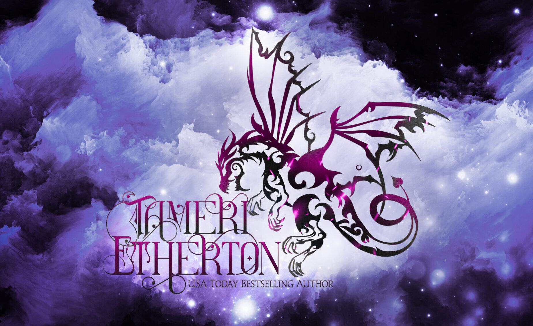 Tameri Etherton — Logo