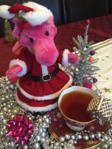 Lady Dazzleton Merry Christmas